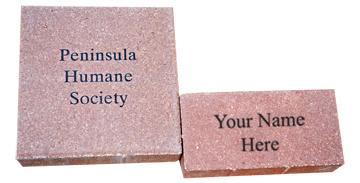 Personalized Bricks & Pavers
